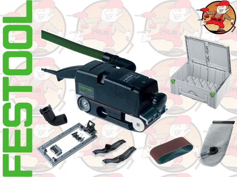 FESTOOL 570212 Bandschleifer BS 105 E-Set