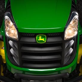 Lampy traktorka John Deere