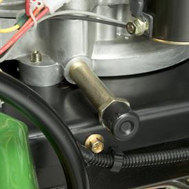 Silnik traktorka John Deere