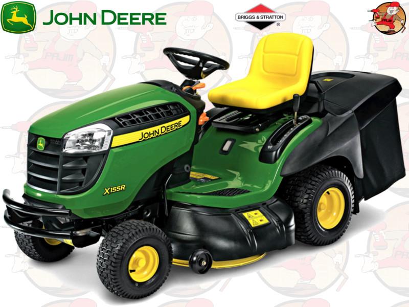X135R Kosiarka samojezdna (traktorek) John Deere